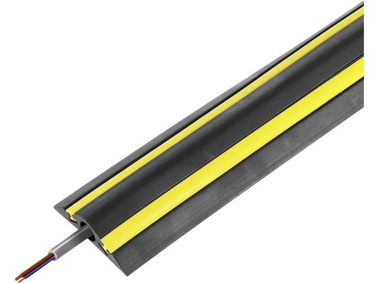 Vulcascot Kabelbrug Rubber Zwart Aantal kanalen: 1 4500 mm Inhoud: 1 stuks