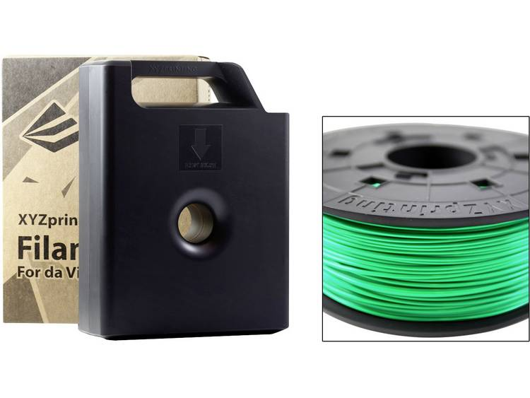 Filament XYZprinting RF10XXEZWK ABS kunststof 1.75 mm Flesgroen 600 g