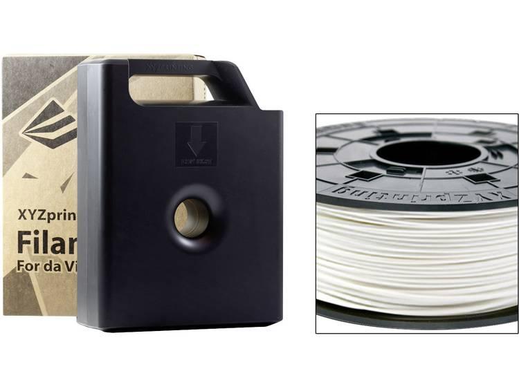 Filament XYZprinting RF10XXEUZZE ABS kunststof 1.75 mm Sneeuwwit 600 g