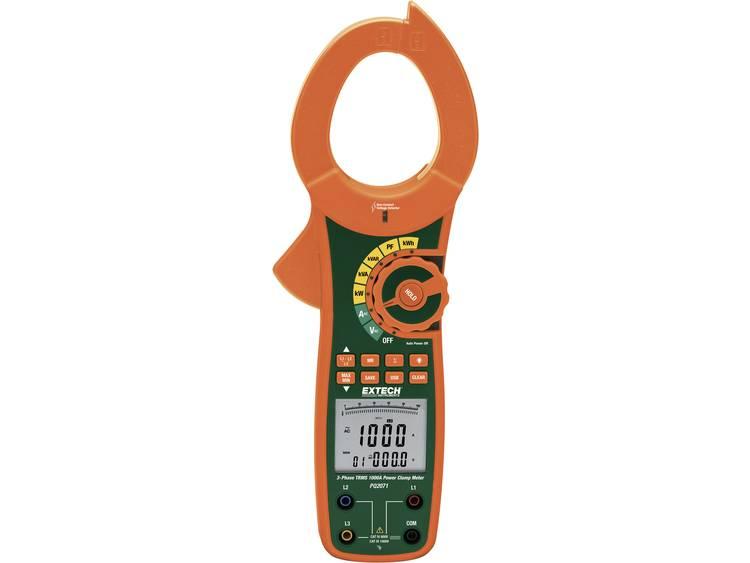 Extech PQ2071 Stroomtang Kalibratie Fabrieksstandaard zonder certificaat