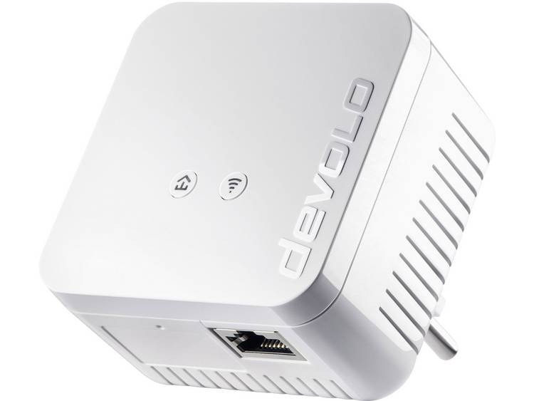 Devolo dLAN 550 WiFi Powerline WiFi enkele adapter