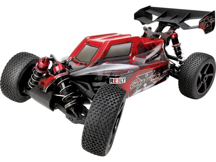 Reely Brushless 1:8 RC auto Elektro Buggy 4WD RTR 2,4 GHz