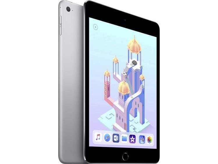Apple iPad mini 4 (2015) WiFi + Cellular 128 GB Spacegrijs