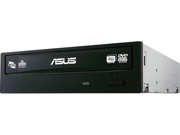 Asus DRW-24D5MT Interne DVD-brander Retail SATA III Zwart