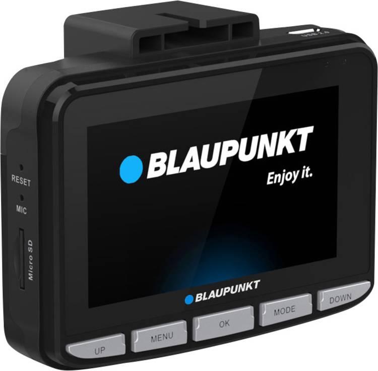 Blaupunkt BP 3.0 Dashcam met GPS Kijkhoek horizontaal (max.): 125  12 V Accu. Display. Microfoon