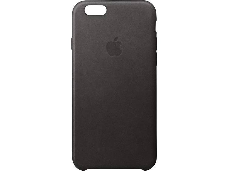 Apple iPhone 6s Plus Leather Case Black (MKXF2ZM-A)
