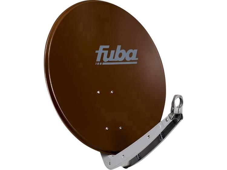 fuba DAA 650 B Satellietschotel 65 cm Reflectormateriaal: Aluminium Bruin