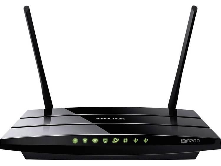 WiFi router TP-LINK Archer C5 2.4 GHz, 5 GHz 1.2 Gbit/s