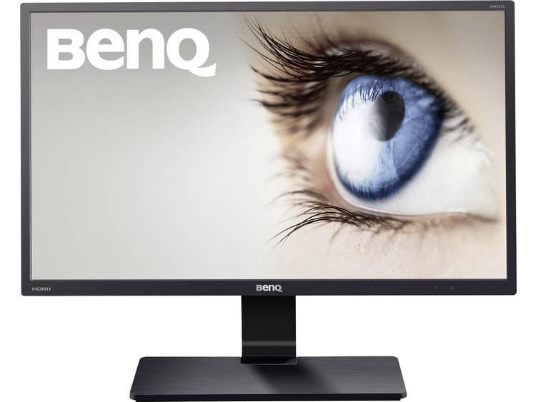 LED-monitor 54.6 cm (21.5 inch) BenQ GW2270 Energielabel n.v.t. 1920 x 1080 pix Full HD 5 ms DVI, VGA VA LED