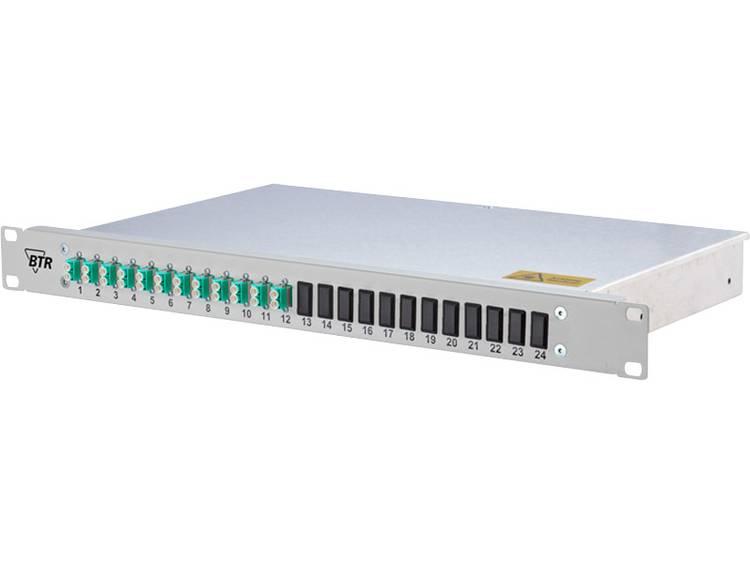 Metz Connect 1502557712-E Glasvezel-patchpaneel 24 poorten 1 HE