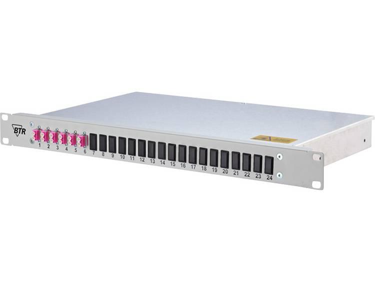 Metz Connect 1502577506-E Glasvezel-patchpaneel 24 poorten 1 HE