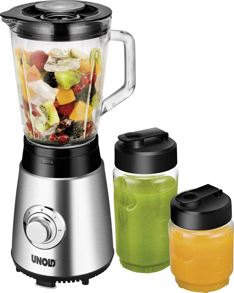 Image of Smoothiemaker Unold 78685 Smoothie to go 800 ml 250 W
