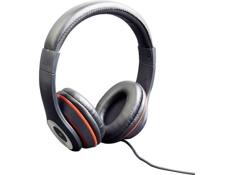 Gembird Los Angeles Koptelefoon On Ear Headset Zwart