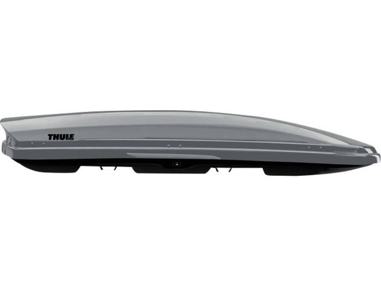 Dakkoffer Thule Dynamic L titan glossy 430 l Titaan