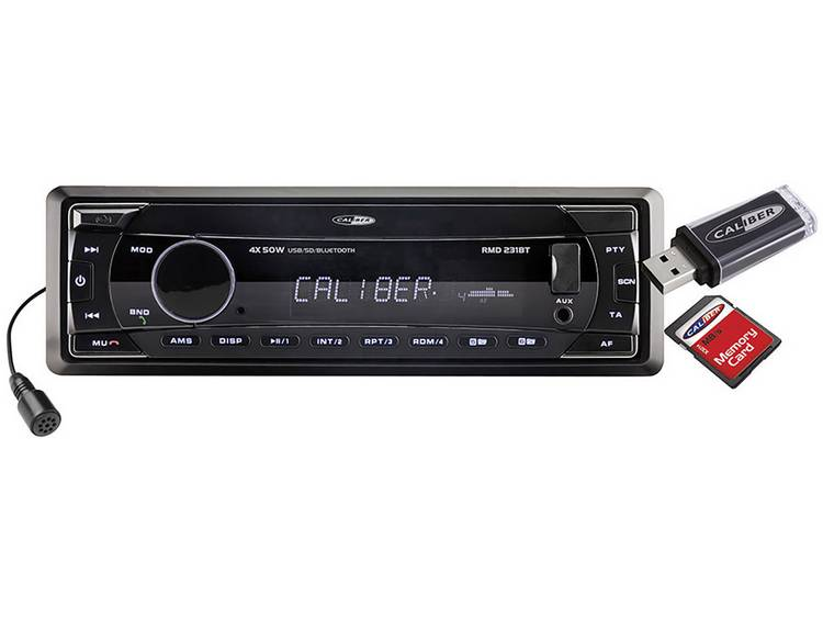 Caliber Autoradio FM-tuner