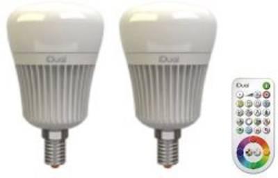 Lampen Op Afstandsbediening : Jedi lighting je0143082 led lamp e14 peer 7 w = 40 w rgbw incl