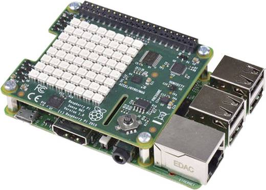 Raspberry Pi uitbreidingsprintplaat Sense Hat Raspberry Pi® A, B, B+