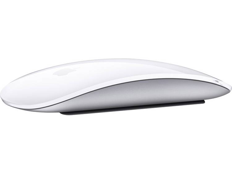 Apple Magic Mouse 2 Bluetooth muis Wit Touch-knoppen, Oplaadbaar