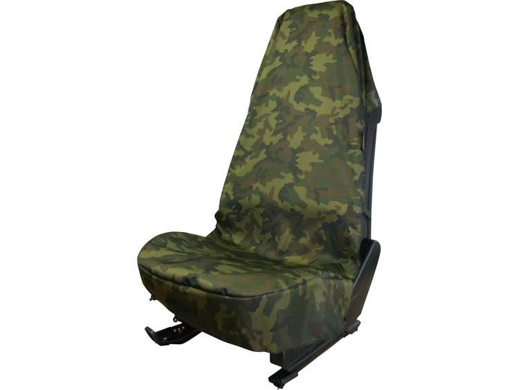 1399056 Carmouflage Werkplaatsbeschermhoes 1 stuks Polyester Camouflage Bestuurder