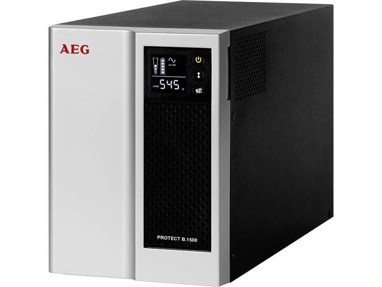 UPS AEG Power Solutions Protect B. 1500 1500 VA