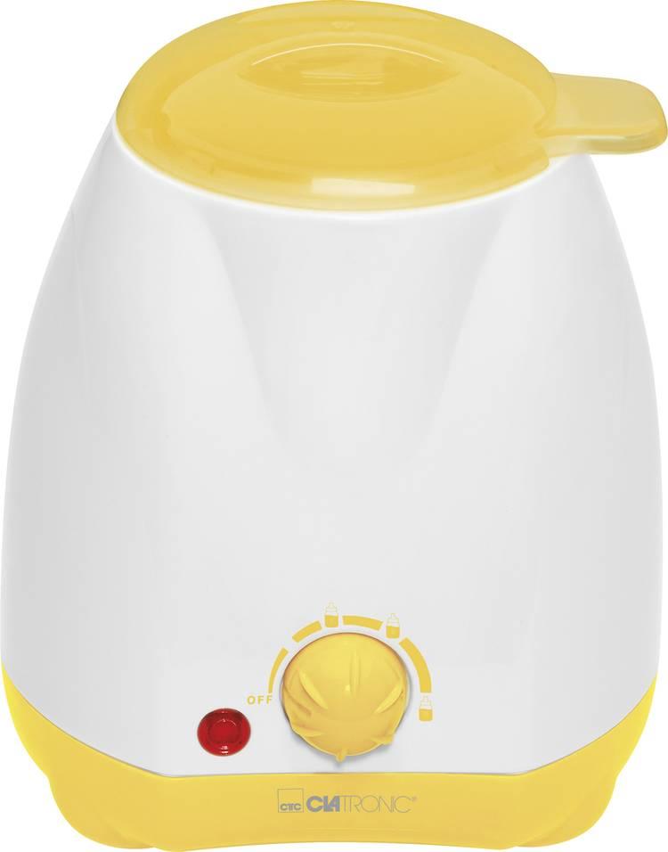 Image of Clatronic BKW 3615 Baby-voedselwarmer Wit, Geel