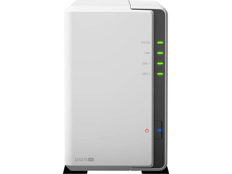 Synology DiskStation DS216se NAS-serverbehzuizing