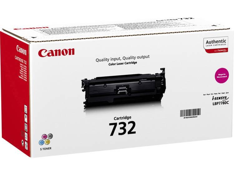 Canon Tonercassette 732 M 6261B002 Origineel Magenta 6400 bladzijden