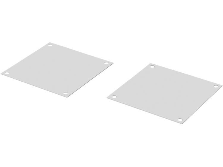 Rittal 7507760 19 inch Patchkast-afdekking Lichtgrijs (RAL 7035)