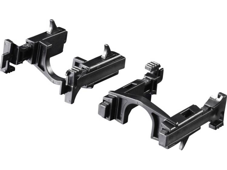 Rittal 7955020 19 inch Patchkast-kabelvoering Zwart
