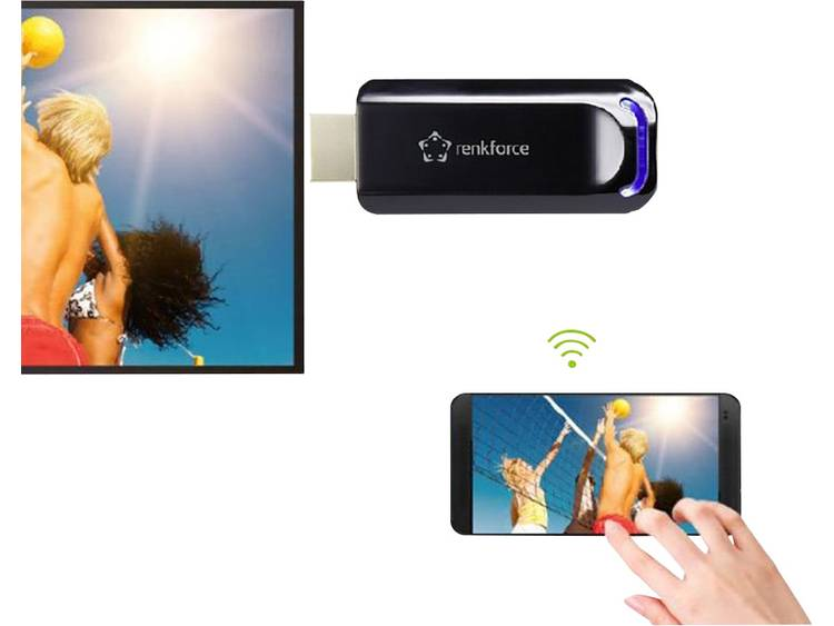 renkforce HDMI, Micro-USB Streaming stick