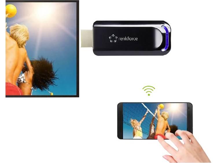 renkforce HDMI, Micro-USB Streaming stick