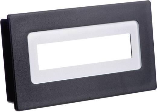 H-Tronic FR 216 Frontframe Zwart Geschikt voor: LCD-display 16 x 2 (b x h x d) 91 x 53 x 20 mm Kunststof