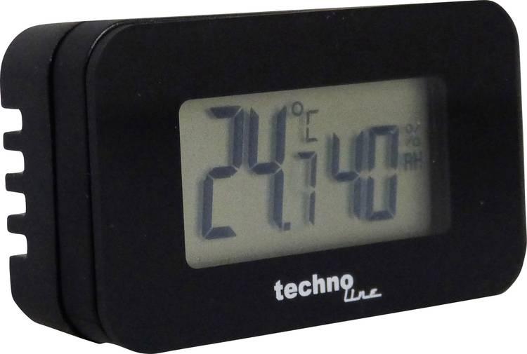 Image of WS 7006 Techno Line Thermo-/hygrometer Binnentemperatuur, Luchtvochtigheid -20 tot +50 C