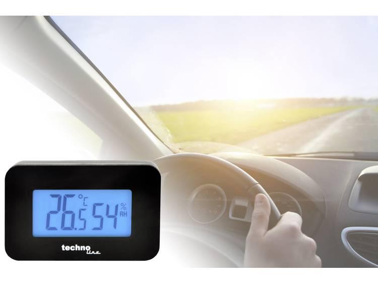 WS 7009 Techno Line Thermo hygrometer Binnentemperatuur, Min max functie, Luchtvochtigheid 20 tot 50 °C