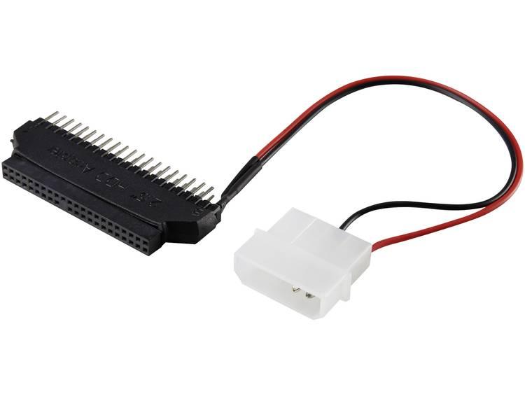 renkforce IDE Schijf Adapter 0 m Zwart