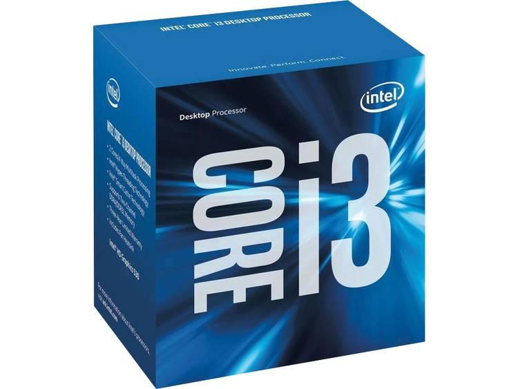 Processor (CPU) boxed Intel Core i3 i3-6100 2 x 3.7 GHz Dual Core Socket: Intel® 1151 51 W