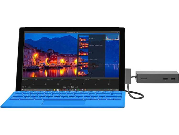 Tablet dockingstation Microsoft Geschikt voor: Surface Pro 3, Surface Pro 4, Surface Book, Surface Pro, Surface Laptop, Surface Book 2