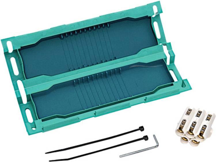 Kabelmof Kabel-Ã: 9 - 30 mm Relicon by HellermannTyton 435-00656 RELIFIX V525 GN Inhoud: 1 set