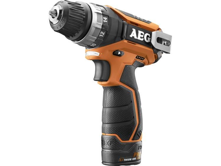 AEG Powertools Accu-schroefboormachine