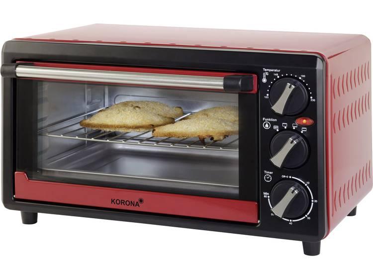 Korona 57003 Mini-oven Timerfunctie, Grillfunctie