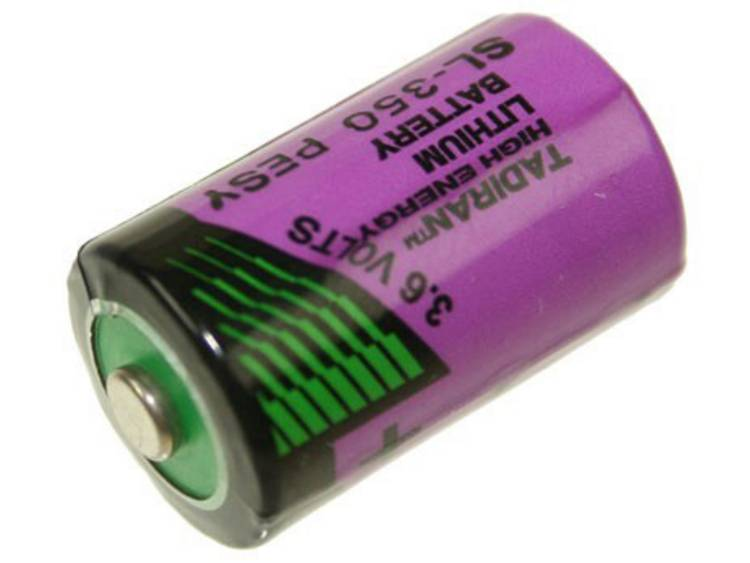 Tadiran Batteries SL 350 S Speciale batterij 1/2 AA Lithium 3.6 V 1200 mAh 1 stuk(s)