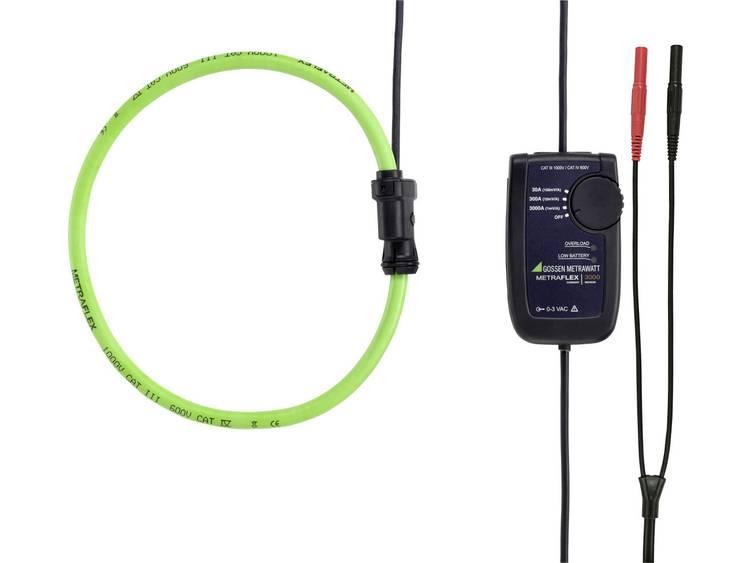 Gossen Metrawatt stroomtang-adapter