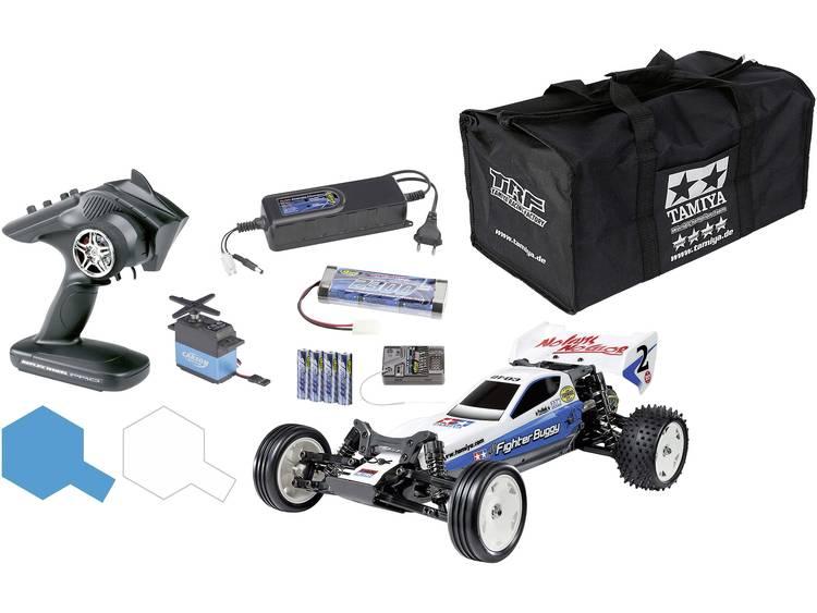 Tamiya Brushed 1:10 RC auto Elektro Buggy 2WD Bouwpakket 2,4 GHz