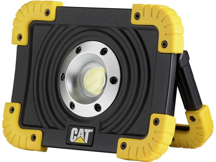 CAT LED Werkt op een accu 1100 lm Zwart, Geel