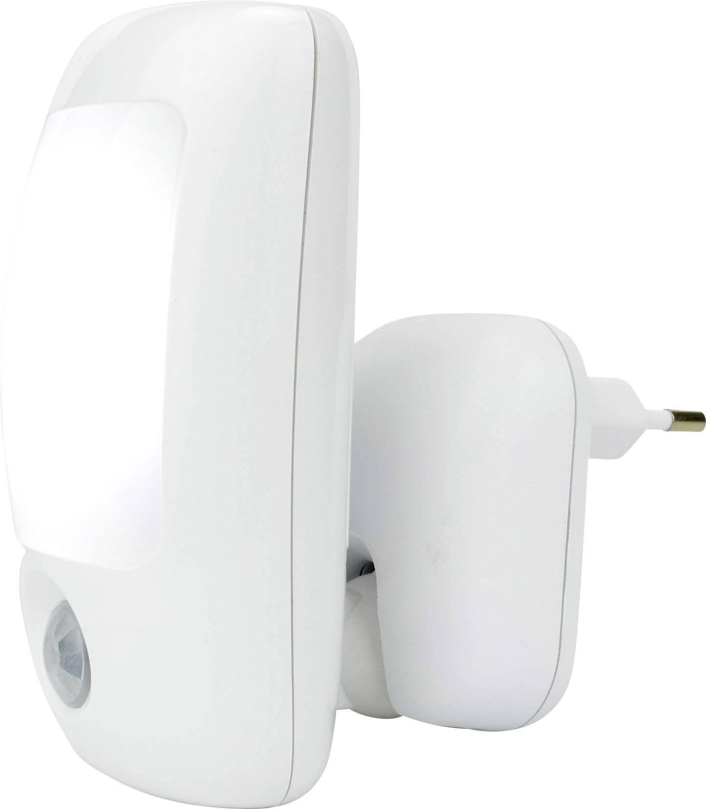 LED Kleine mobiele lamp met bewegingsmelder Wit X4-LIFE 701445 1 ...