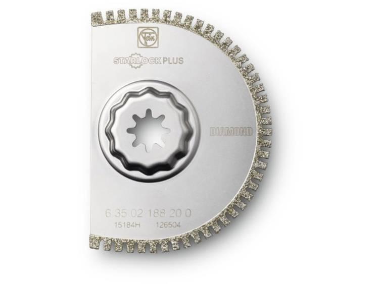 Fein 63502188210 Segmentzaagblad Diamant 1.2 mm 90 mm 1 stuks