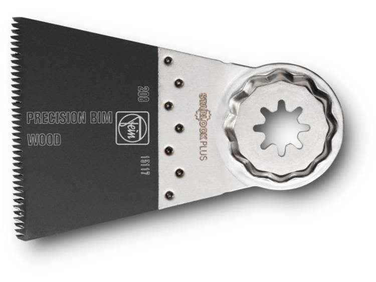 Fein E-Cut Precision 63502208240 Invalzaagblad Bimetaal 65 mm 10 stuks