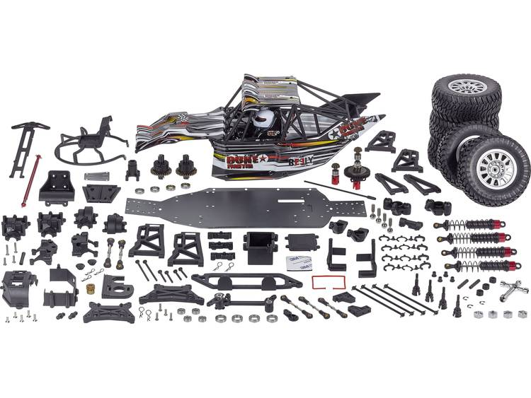 Reely Dune Fighter 1:10 RC auto Elektro Buggy 4WD Bouwpakket