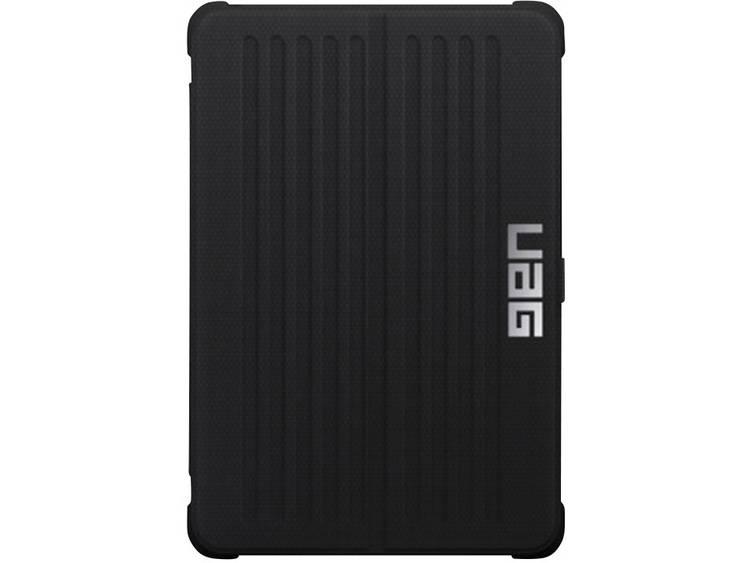 Urban Armor Gear-case voor iPad Mini 4 in de kleur Zwart