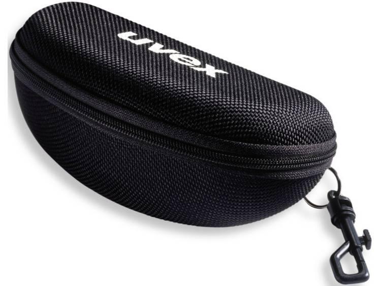 Uvex 9954600 brillenetui zwart